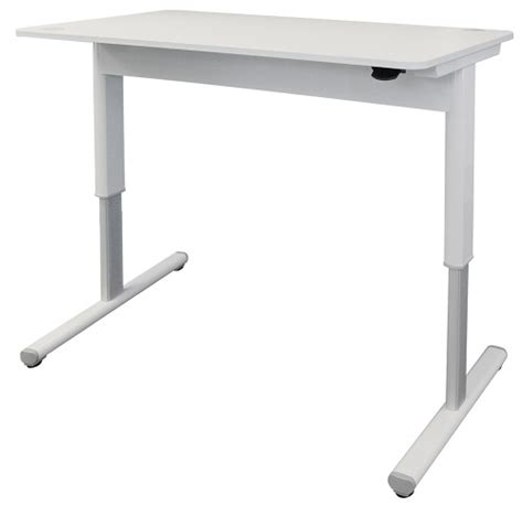 airo sit stand pneumatic height adjustable desk ioffice