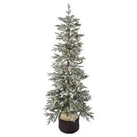 christmas tree stand tesco further price drop all trees must go 6ft tesco alaskan flocked tree for sale in