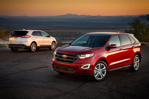 ford edge models 2015 ford edge reviews and rating motor trend