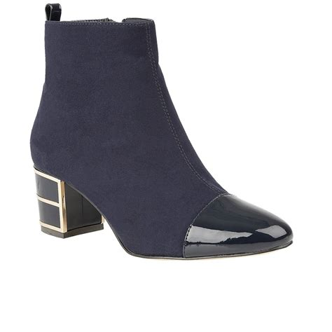 lotus mica womens dress ankle boots from charles