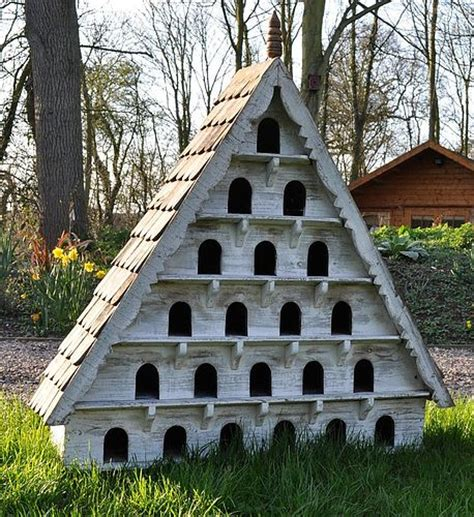 i love handmade extra large bird house by elizabeth stevens