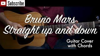 bruno mars up down mp3 download 4 69 mb bruno mars straight up and down guitar cover
