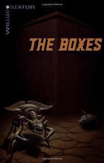 by william sleator hell phone children s book review the boxes by william sleator