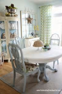 Chalk Paint Dining Room Table Dining Room Table And Chairs Makeover With Sloan Chalk Paint