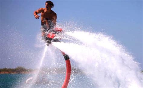 Jet Bor flyboard coolest water jet pack