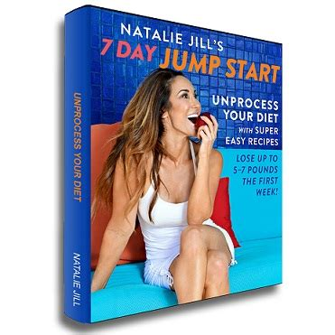 licensed nutritionist fitness trainer natalie s book