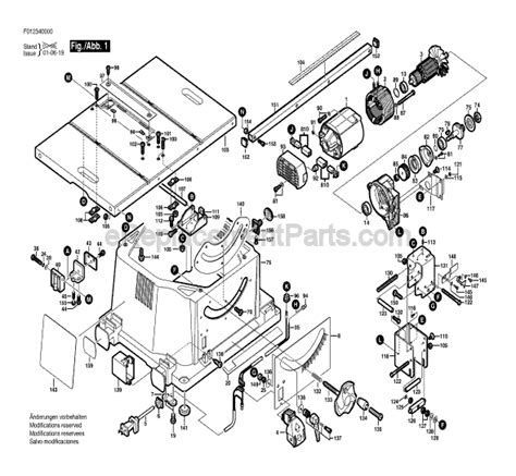 Skil 3400 Parts List And Diagram F012340000