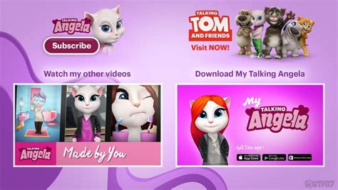 T Shirt My Talking Tom 17 best images about talking angela on there