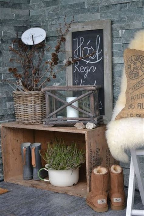 Rustic Front Porch Decorating Ideas by Pin By Foster On Primitive Porches