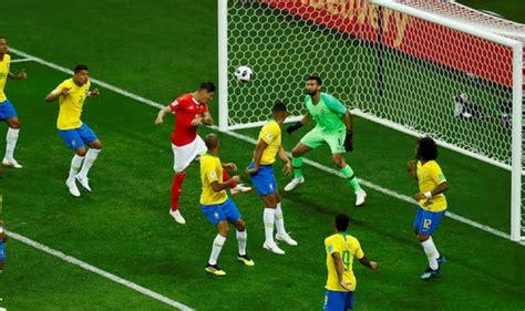hasil piala dunia 18 juni 2018 brazil vs swiss 1 1