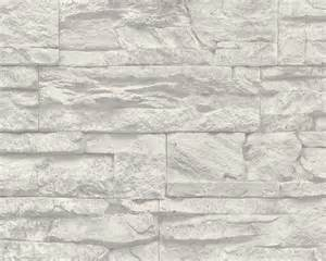 Light Grey Natural Brick effect wallpaper 7071 16