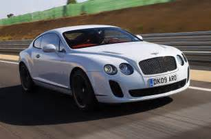 Supersport Bentley Bentley Continental Supersports Review Autocar