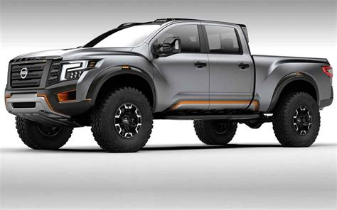 2019 Nissan Titan by 2019 Nissan Titan Review Price Design Release Date