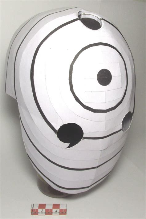 Kakashi Anbu Mask Papercraft - mascara do obito by rafaeltacques on deviantart