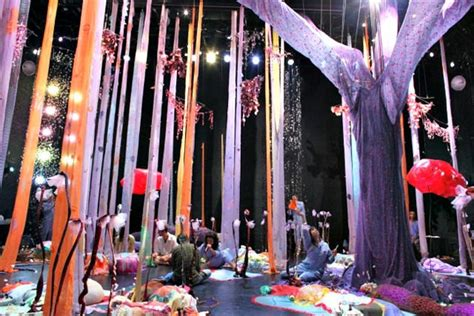 design art even help vanderbilt theatre build a forest at live performance