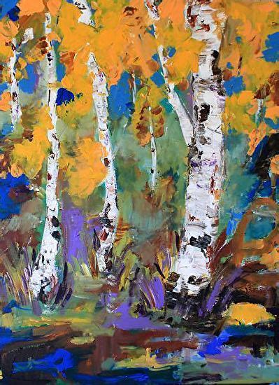 acrylic painting using palette knife daily painters abstract gallery contemporary palette