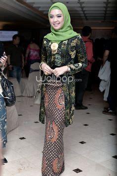 Kebaya Jilbab Modern 1000 images about on hijabs kebaya and tutorial