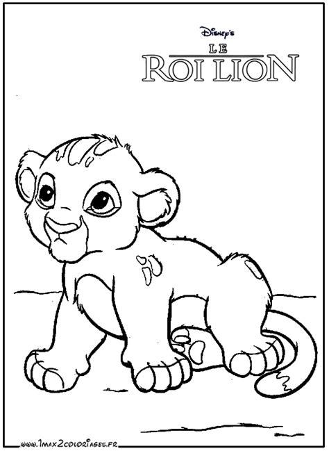 Coloriage Walt Disney Le Roi Lion L L L L L L L L L L L