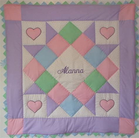 quilt pattern for baby girl baby quilts