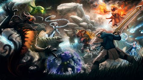 dota 2 image wallpaper new dota 2 wallpapers