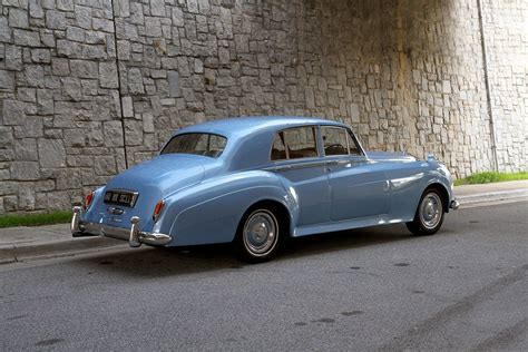 rolls royce silver cloud 1960 rolls royce silver cloud ii for sale 82487 mcg