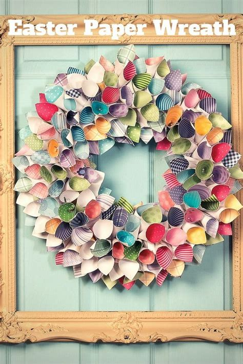 beautiful spring  easter wreath ideas  lots  tutorials noted list