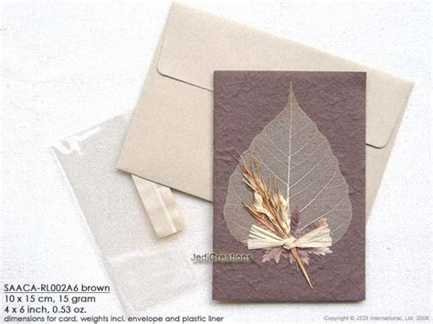 wholesale mulberry paper greeting cards manufacturer artisans - Gift Card Paper