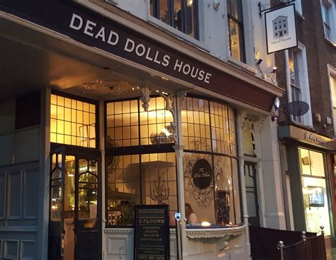 the dolls house london the dead dolls house london