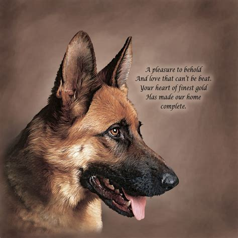german shepherd quotes poems quotesgram