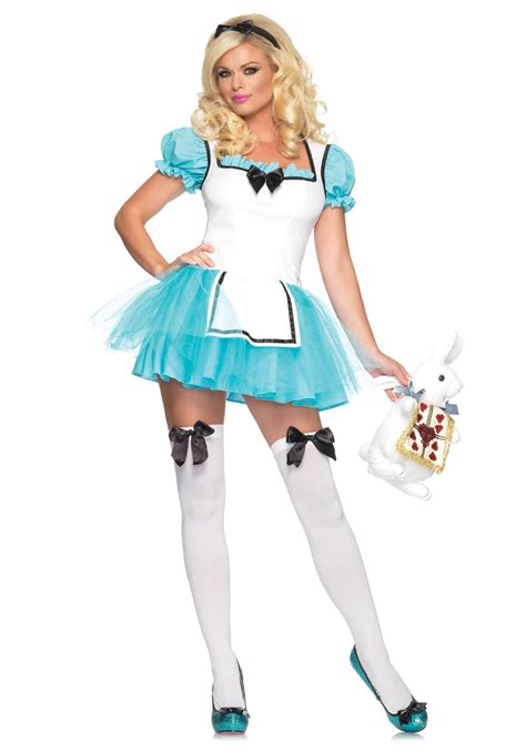 alice in wonderland costume alice in wonderland costumes enchanted alice in wonderland sexy costume mr costumes