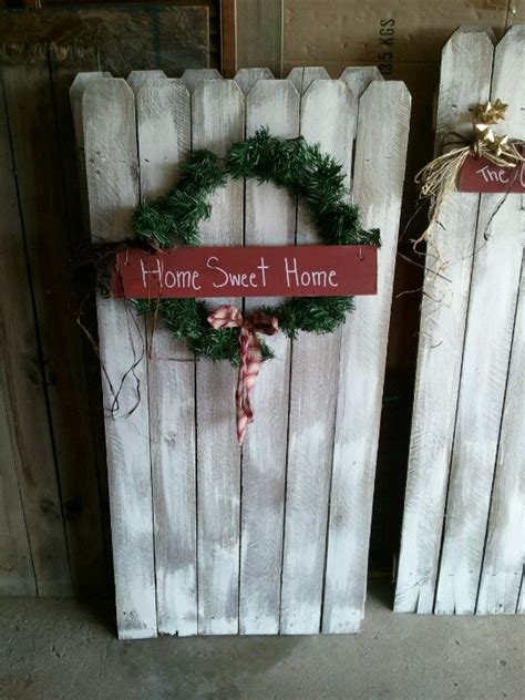 picket fence craft projects picket fence gifts i m craft ideas