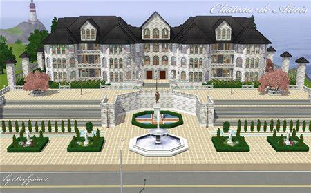 the sims 3 house building the new yorker house speed замок артуа sims 3 187 симс 4 и sims 3 дополнения и коды