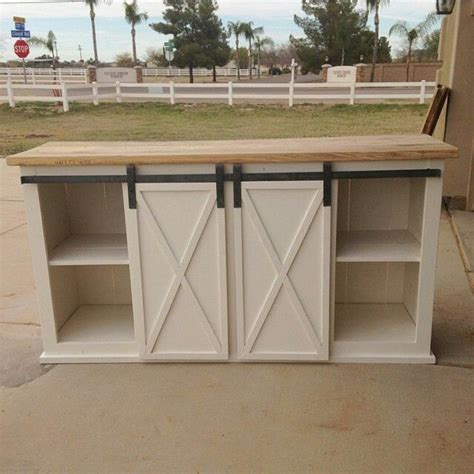 barn door buffet table buffet table for the home the winter