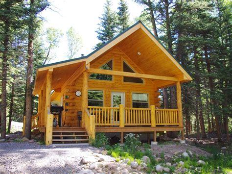 Rent Cabin Colorado by Moose Wilderness Cabin Near Wolf Creek Sl Vrbo
