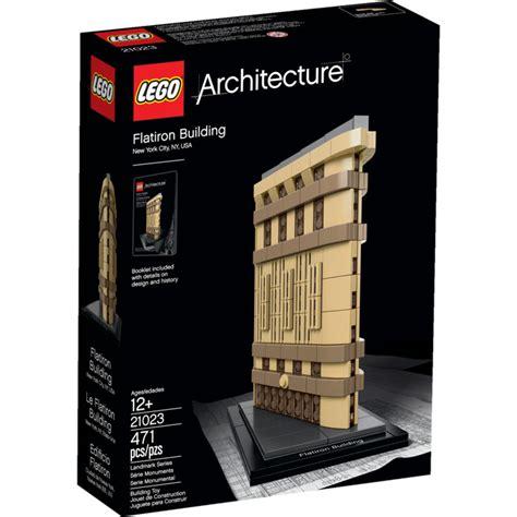 New York Set Murah lego flatiron building new york set 21023 brick owl lego marketplace