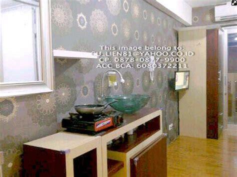 Pluit Pramuka sewa apartemen harian bulanan green bay pluit baywalk