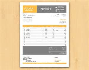 Modern Invoice Template by Modern Invoice Template Excel Rabitah Net