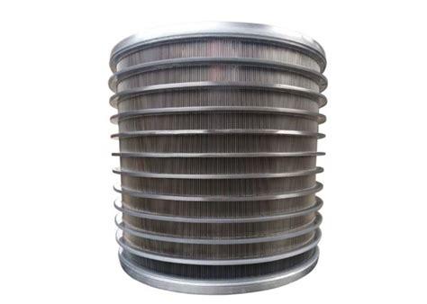 screen baskets paper mill pressure screen drum type stainless steel coarse screen basket