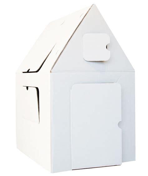 huis van karton kartonnen huis voor creatieve kids gimmii shop
