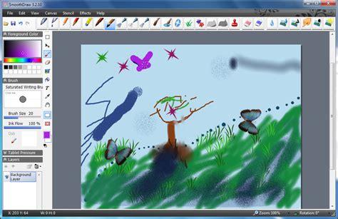 tutorial yang banyak dicari smoothdraw aplikasi digital painter yang memiliki banyak