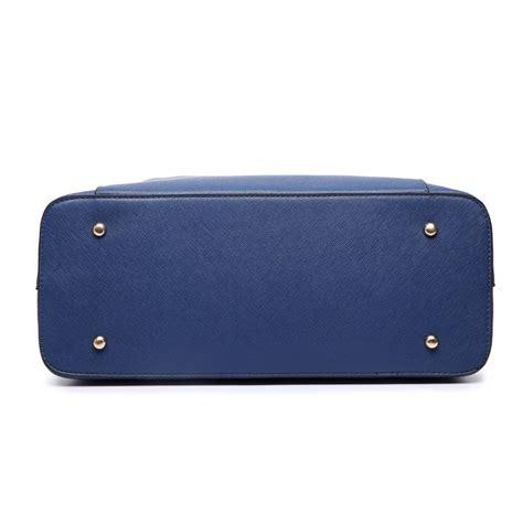 Shoulder Bag Pocket Navy lt6611 miss lulu front pocket multi compartment