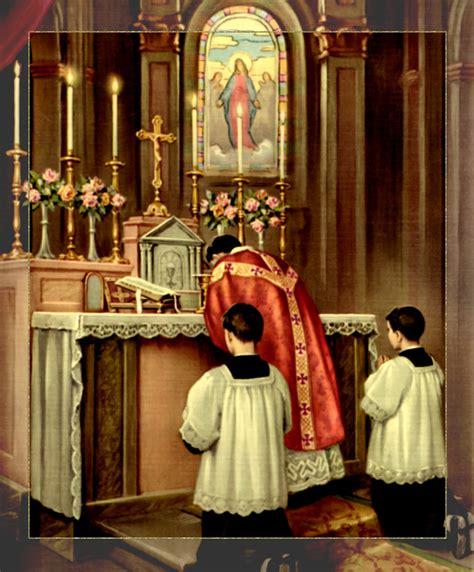 catholic images the catholic sanctuary