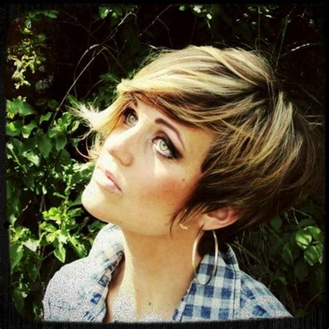 pixie highlights ideas  pinterest  short haircuts short haircuts