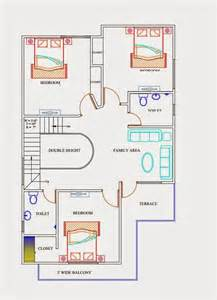 triplex house plan in 33 215 50 sq ft ghar planner