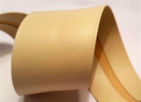 leather upholstery tape 1m x 35 mm faux leather bias binding tape trimming craf