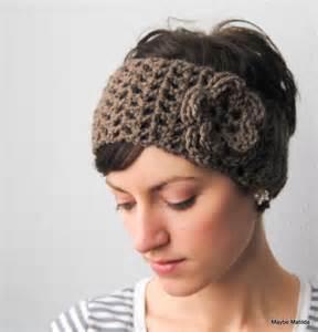 ear warmer crochet pattern free easy crochet patterns ear warmer crochet pattern crochet