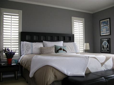 Gray Wall Bedroom Decor by Decor Bedroom Decorating Ideas With Gray Walls
