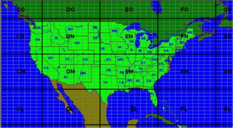 icom us grid square map grid square maps