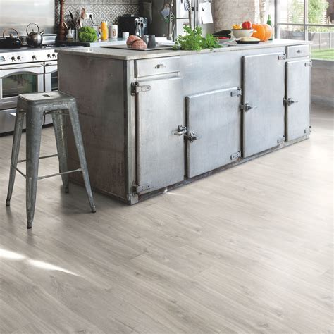 Quick Step Paso Oak Grey Effect Matt Waterproof Luxury