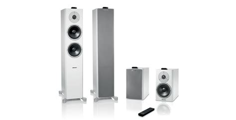 dynaudio xeo6 wireless floor standing speakers